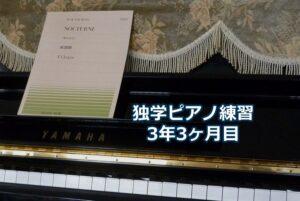 ショパン「ノクターン Op.9-2」を演奏